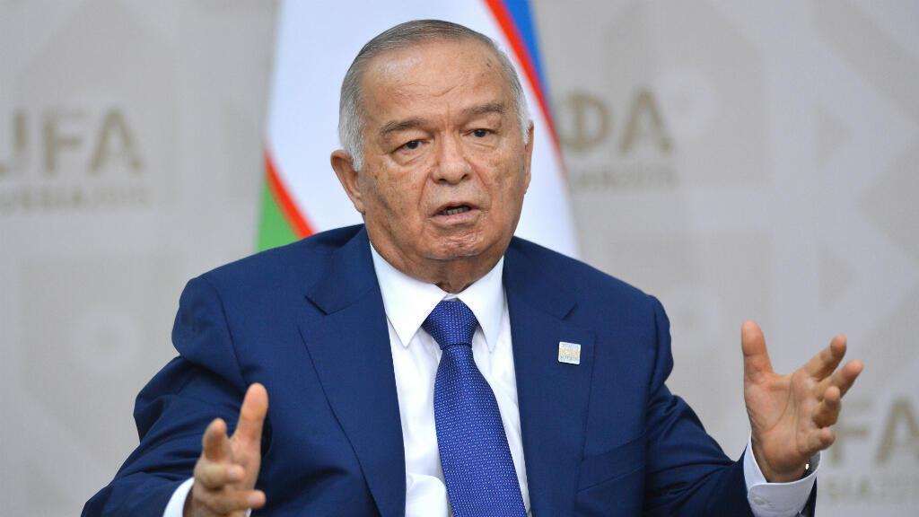 Le président de l'Ouzbékistan, Islam Karimov, est décédé après avoir été victime d'une hémorragie cérébrale, a annoncé le gouvernement vendredi 2 septembre 2016.