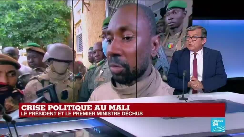 2021-05-25 16:03 Crise politique au Mali : les militaires reprennent le pouvoir