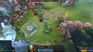 "Image d'illustration de ""Dota 2"""