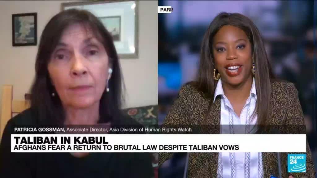 2021-08-17 09:06 Taliban in Kabul: Afghans fear a return to brutal law despite Taliban vows