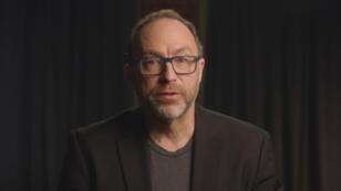 Jimmy Wales, cofondateur de l'encyclopédie libre.