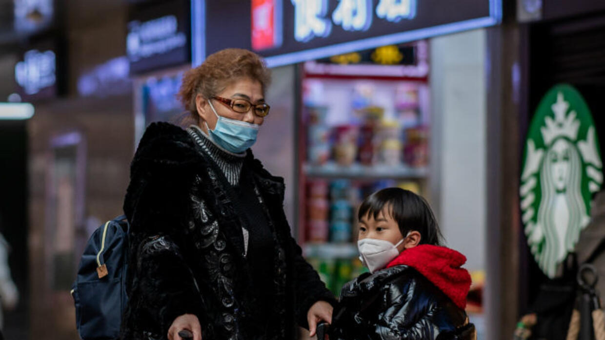 China coronavirus threatens Asia's tourism industry