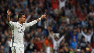 Cristiano ronaldo a débloqué la situation pour le Real Madrid face au Sporting Portugal.