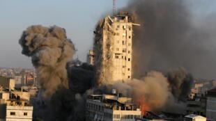 gaza-tower