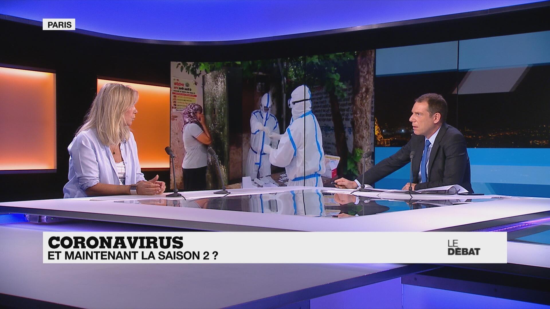 Le Débat de France 24 - mercredi 9 septembre 2020