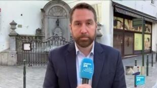 "2020-03-19 17:05 Coronavirus outbreak in Belgium: ""Brussels, a very quiet city"""