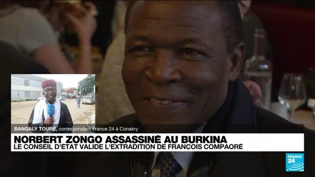 2021-07-30 17:07 France: le Conseil d'Etat valide l'extradition de François Compaoré vers le Burkina