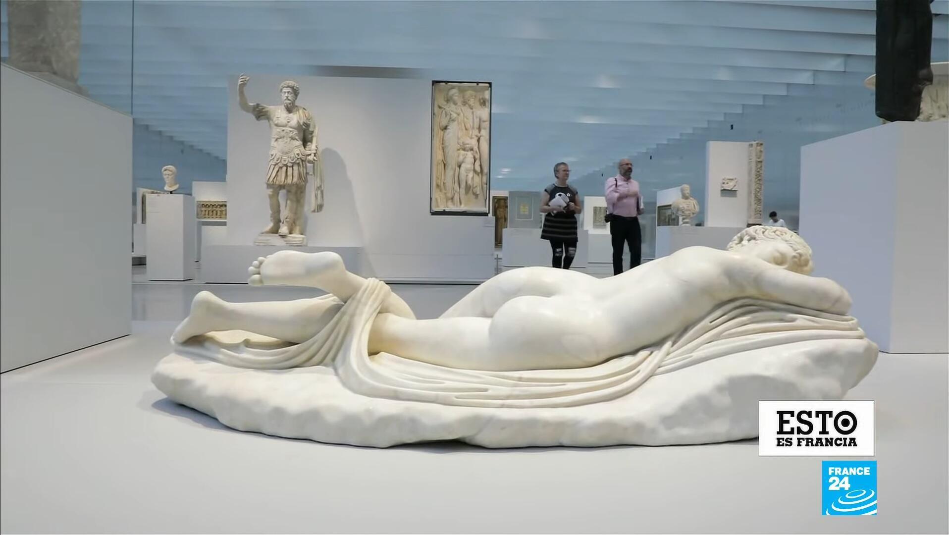 Esto es Francia - Museo Louvre-Lens