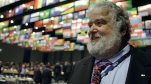 L'ancien haut dirigeant de la Fifa, Chuck Blazer, à l'origine du scandale qui éclabousse l'instance internationale du football.
