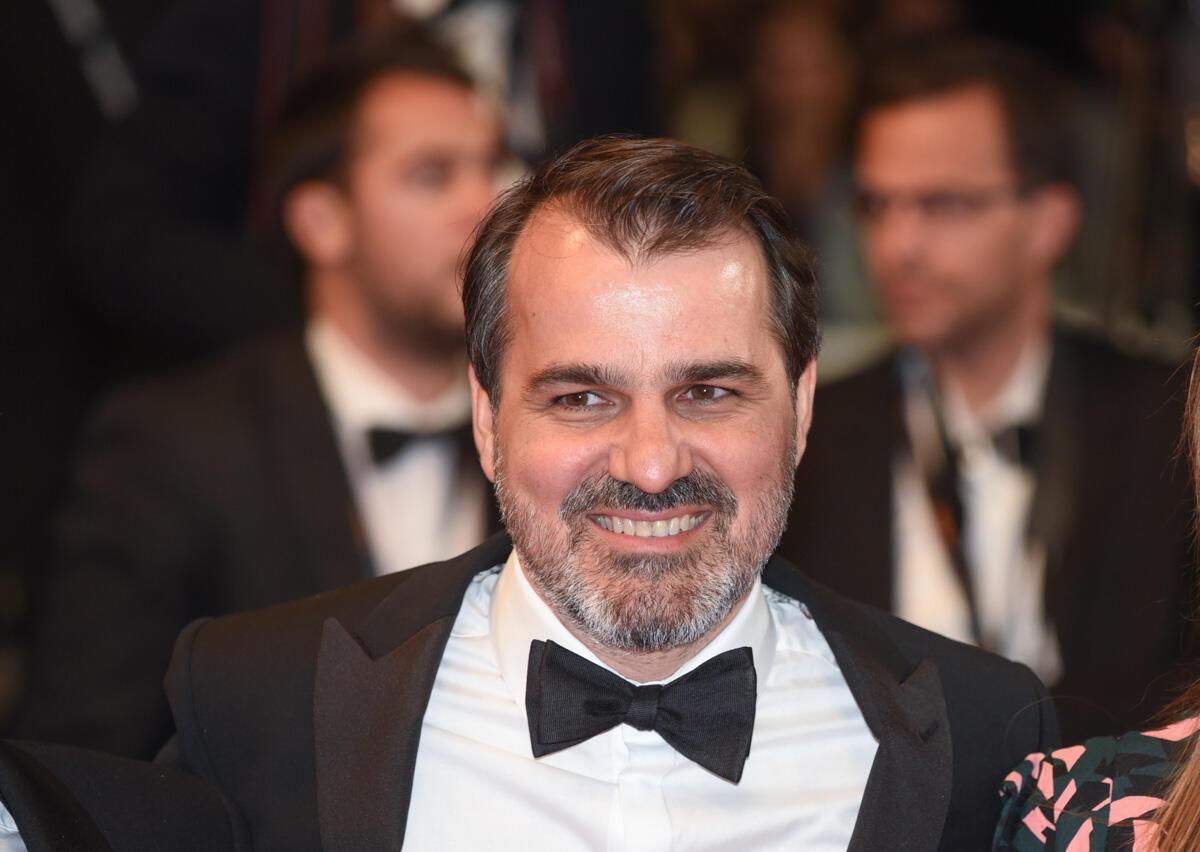 """Le Hongrois Kornel Mundruczo est de retour à Cannes pour présenter son film """"La Lune de Jupiter"""" en compétition officielle. Le réalisateur avait remporté le prix de la section Un Certain Regard en 2014."""