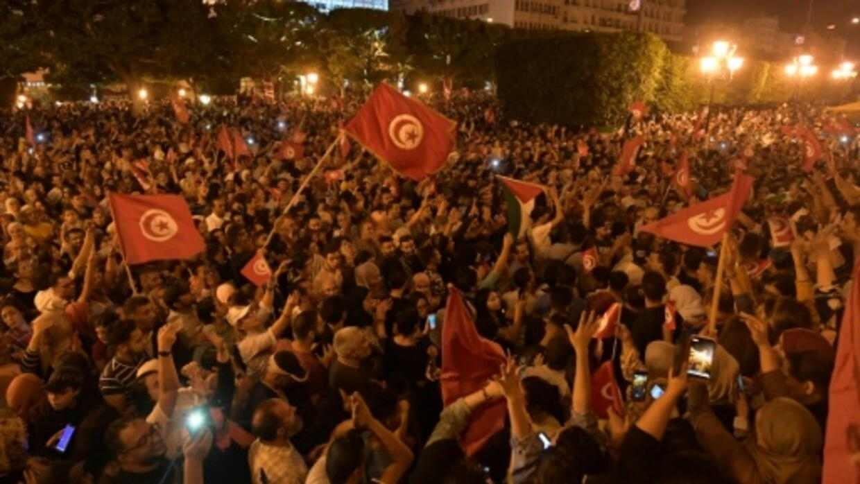 Young Tunisians, the force behind Saied's presidential victory