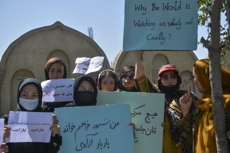 Afghanistan, femmes