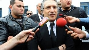 Media magnate Nabil Karoui is looking to become Tunisia's president at elections in November