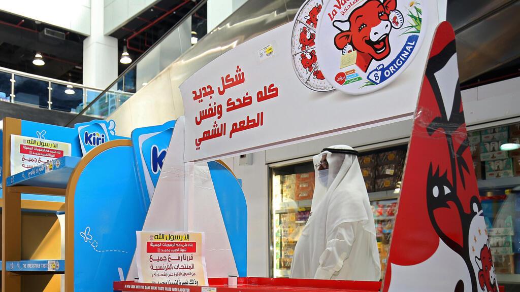 Paris appelle à mettre fin au boycott de produits français dans plusieurs pays du Moyen-Orient