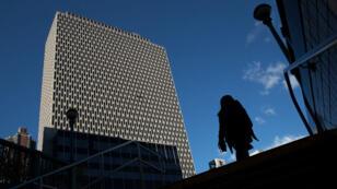 Le Jacob K. Javits Federal Building. Les bureaux du FBI se trouvent au 23e étage de ce bâtiment new yorkais.