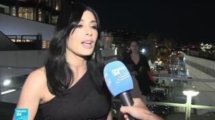المخرجة اللبنانية نادين لبكي حصلت على جائزة لجنة التحكيم في مهرجان كان 2018