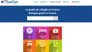 Le site recense les bonnes adresses et les informations utiles pour favoriser l'intégration des migrants en France.