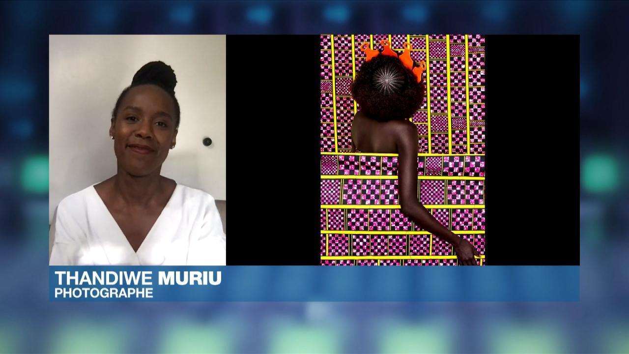 Thandiwe Muriu, invitée d'Afrique Hebdo