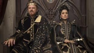 John C. Reilly et Salma Hayek, un couple royal en quête d'une descendance...