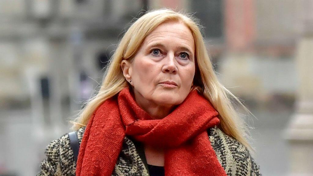 Katarina Frostenson es miembro de la Academia sueca y esposa de Jean-Claude Arnault.