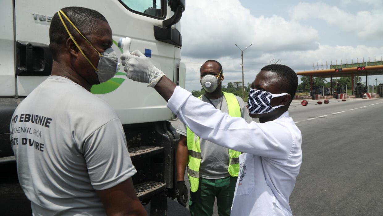Crowd in Ivory Coast destroys coronavirus testing centre