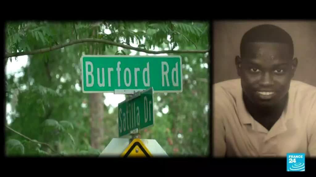 2021-10-18 11:05 Trois Américains blancs jugés pour le meurtre du joggeur noir Ahmaud Arbery