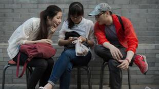 En Chine, il ne faut pas chercher bien loin pour trouver les données d'un collègue ou d'un ami.