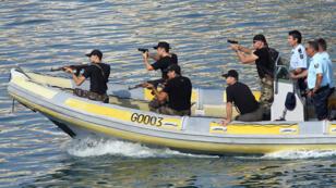 Forces spéciales françaises lors de l'affaire du Ponant en 2010