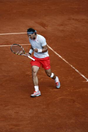 Rafael Nadal, qualifié pour les 8es