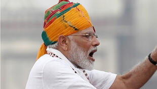 India PM Narendra Modi Independence Day