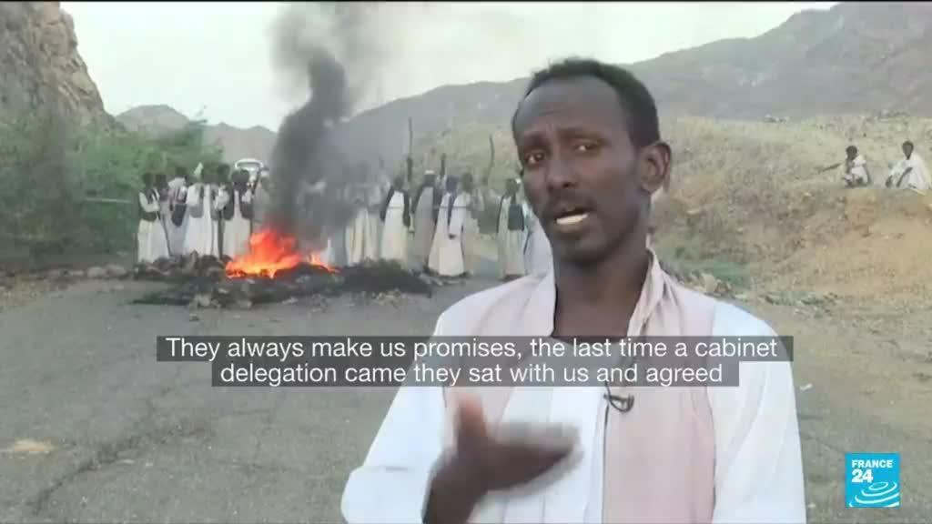 2021-09-21 14:15 Sudanese officials say coup attempt failed, army in control