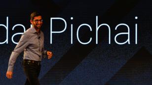 Sundar Pichai, PDG de Google, a reçu 199 millions de dollars en actions du groupe