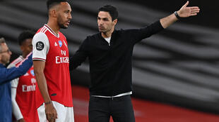 Mikel Arteta warned of the 'enormous gap' that exists between Liverpool and his Arsenal side