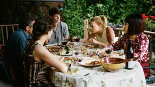 """""""Juste la fin du monde"""" et son casting cinq étoiles: Marion Cotillard, Vincent Cassel, Gaspard Ulliel, Léa Seydoux et Nathalie Baye."""
