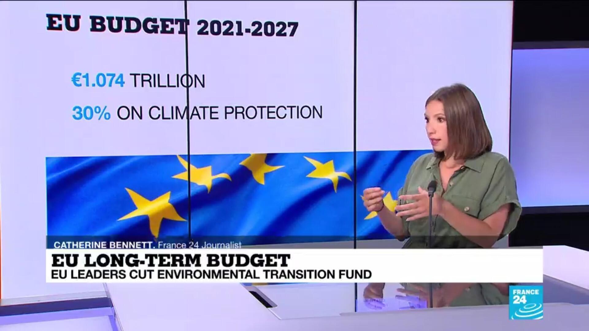 EU long-term budget