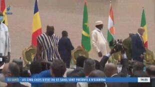 Le G5 Sahel au Tchad.
