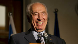 Shimon Peres, en 2011.