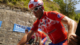L'ascension de l'Alpe d'Huez est souvent ardue pour les amateurs, même s'il s'agit de sportifs aguerris
