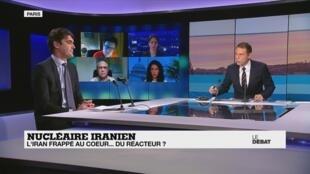 Le Débat de France 24 - lundi 12 avril 2021