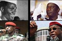 SUR RFI : dossier spécial présidentielle en Guinée