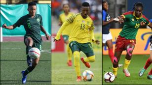 Le Nigeria, l'Afrique du Sud et le Cameroun sont les trois équipes africaines qualifiées pour le Mondial-2019.
