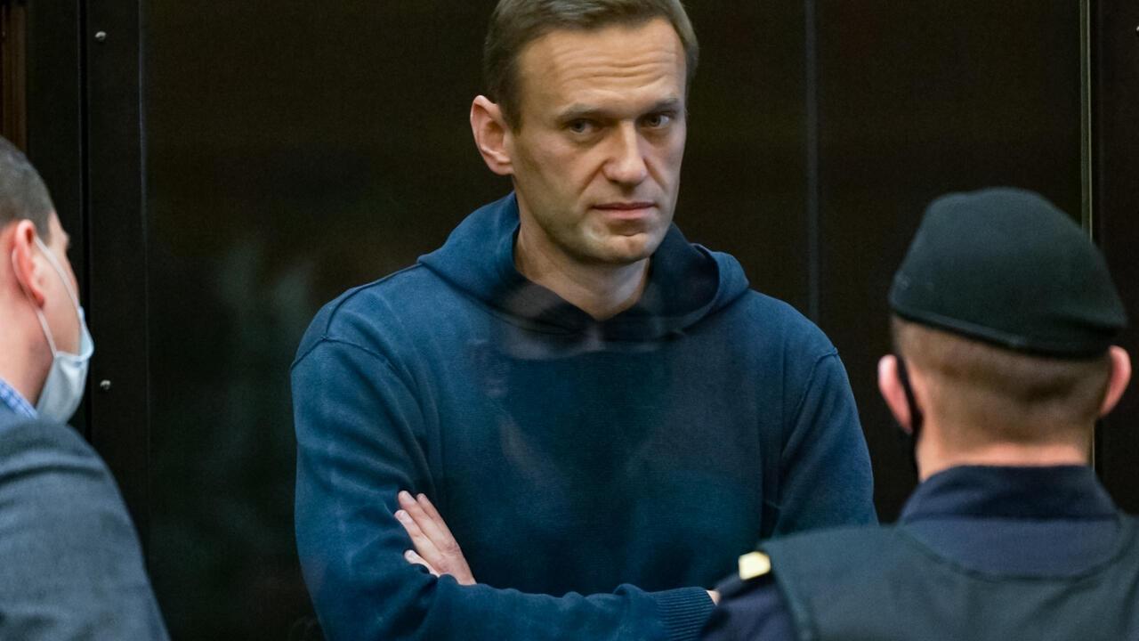 Jailed Kremlin critic Navalny risks imminent death amid hunger strike, doctors warn