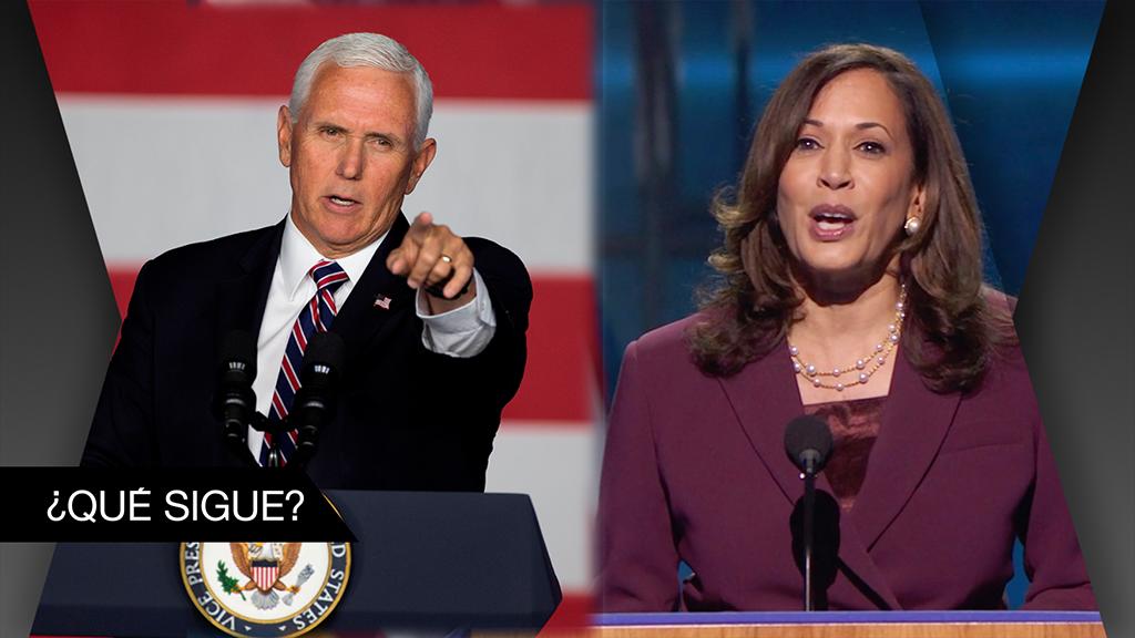 El debate de vicepresidentes