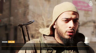 Le Français Salim Benghalem, originaire de Cachan (Val-de-Marne), est considéré comme l'un des bourreaux de l'EI.