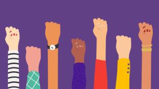 En 2019, naciones latinoamericanas como Chile, Argentina, México, Brasil, Guatemala, El Salvador y Colombia se vistieron de verde y de mordado abanderando causas como el aborto legal y seguro, la eliminación de las violencias y el cierre de la brecha salarial.