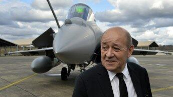 France's salesman: selling subs and jets