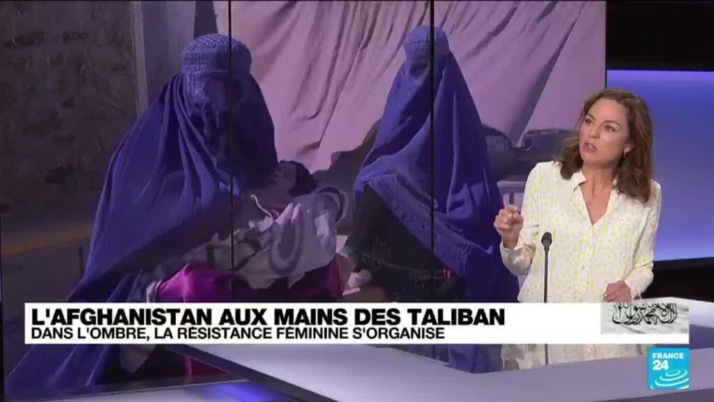2021-10-06 11:04 Afghanistan : dans l'ombre, la résistance féminine s'organise