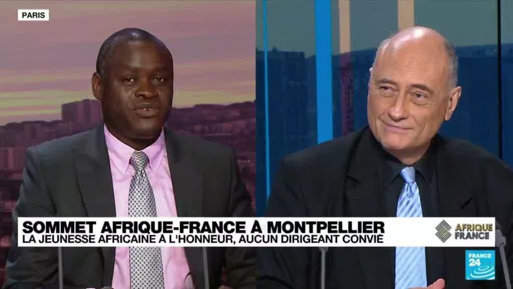 """2021-10-08 08:34 Sommet Afrique-France : """"les futures élites africaines convoquées"""""""