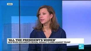 """2019-11-18 13:49 """"All the President's Women"""": New book documents sexual assault claims against Trump"""