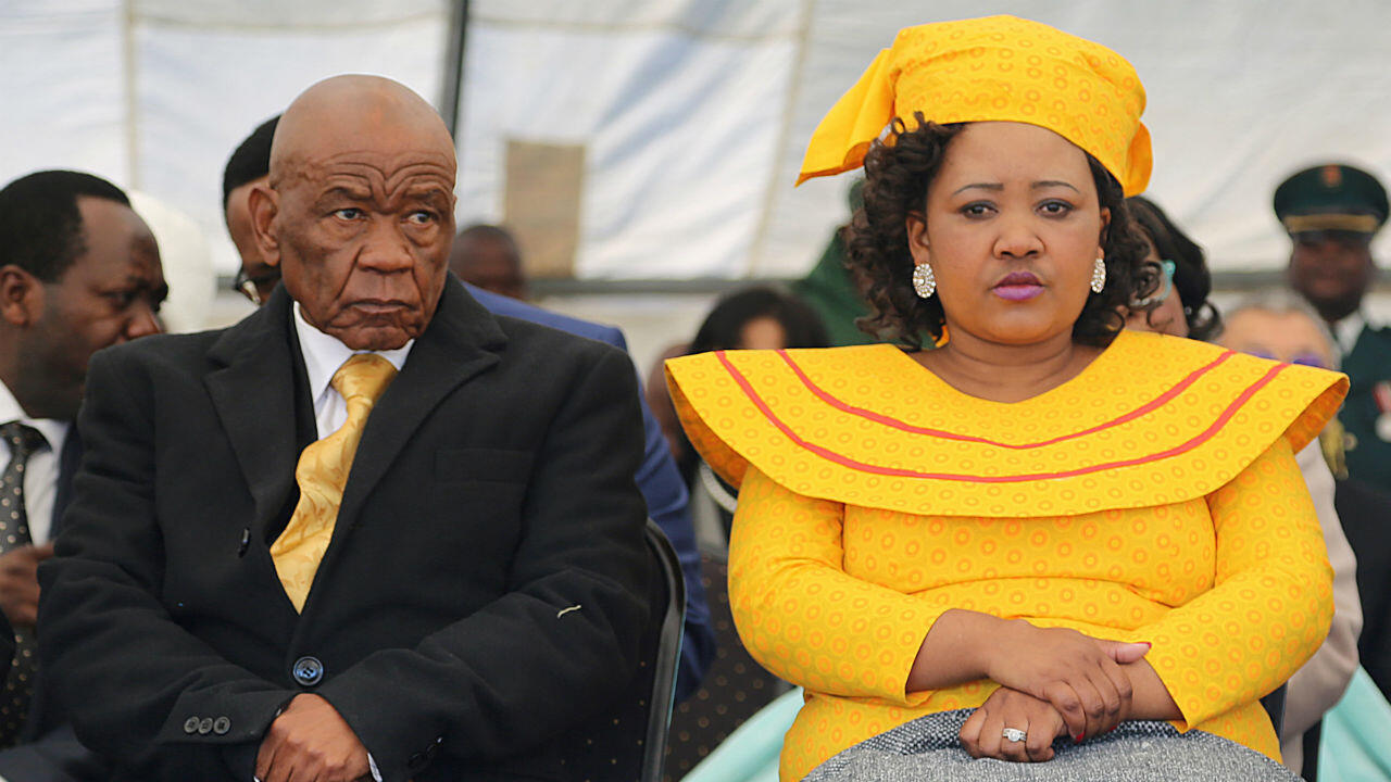 Lesotho Meurtre
